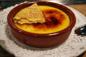 Aprende a hacer crema catalana